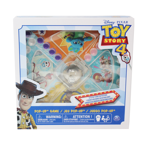 Toy Story 4 Juego Pop Up