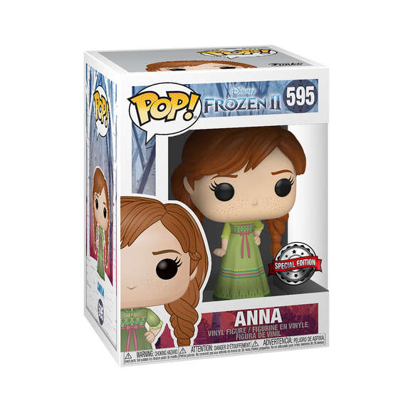 Funko Pop Disney Frozen 2 Anna Night Gown