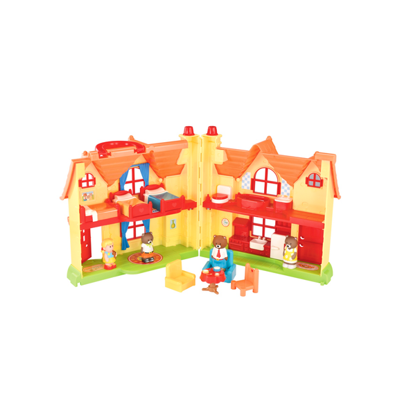 Early Learning Centre Happyland Casa De Ricitos De Oro
