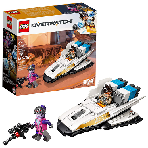 Lego Overwath Tracer Y Widowmaker
