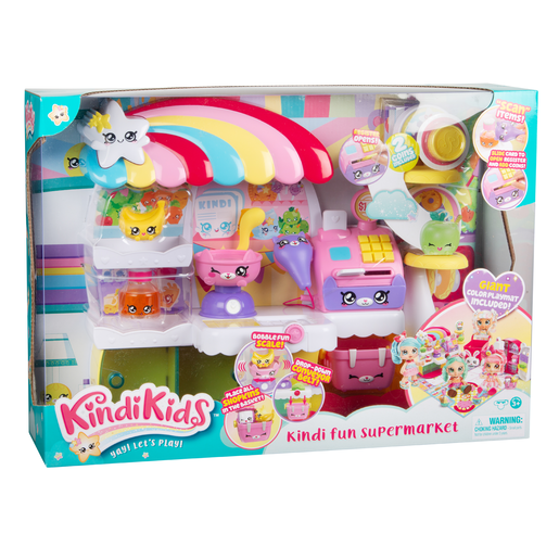 Kindi Kids Supermercado