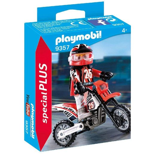 Playmobil Special Plus Motocross