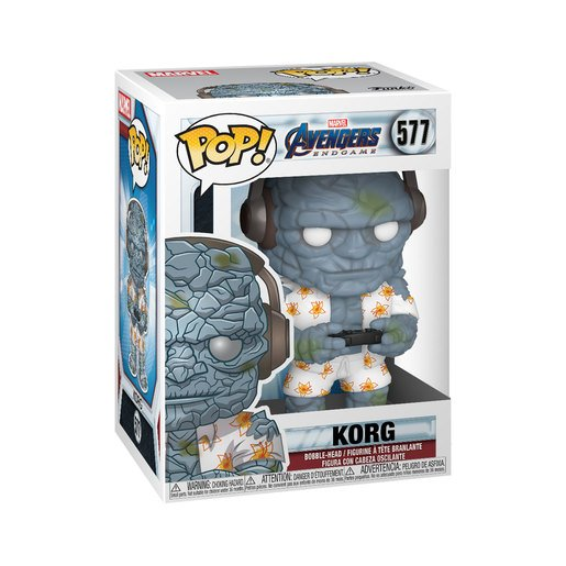 Funko Pop Marvel Vengadores Endgame - Gamer Korg