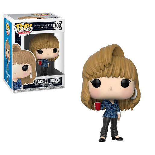 Funko Pop Television Friends 80'S Rachel Green