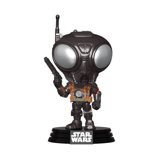 Funko Pop Star Wars The Mandalorian - Q9 - Zero