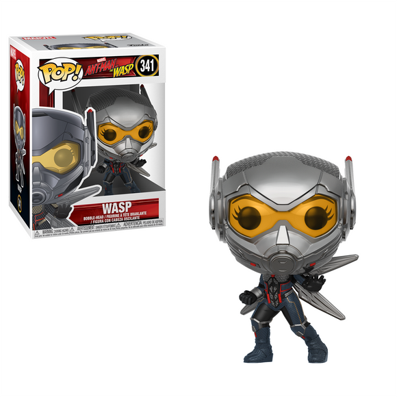 Funko Pop Marvel Ant-Man And The Wasp - The Wasp (Dos Modelos Diferentes)