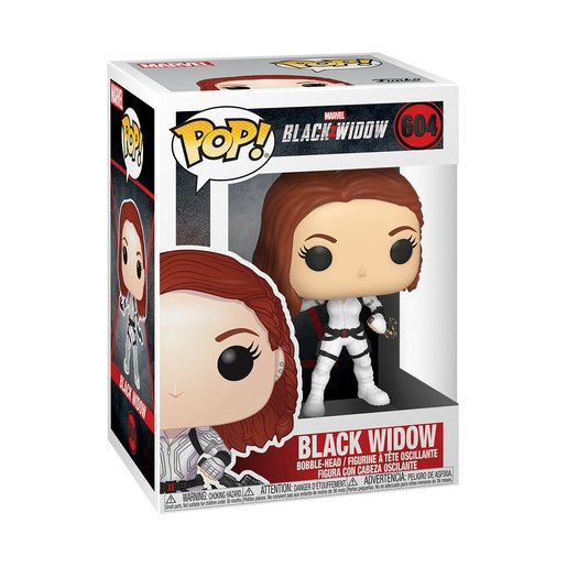 Funko Pop Marvel Viuda Negra