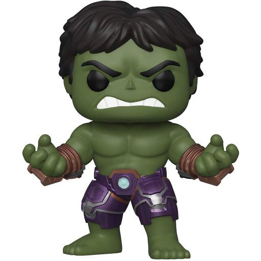 Funko Pop Games Marvel Avengers Gamer Verse Hulk