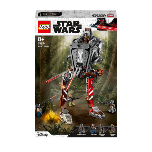 Lego Star Wars Asaltador At-St