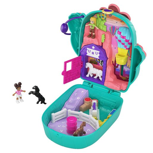 Pocket Polly Cofre Rancho De Cactus