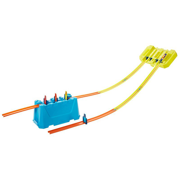 Hot Wheels Track Builder Multi Line Speed Box