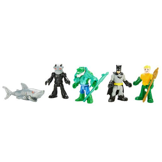 Imaginext Dc Friends Super Héroes Y Villanos
