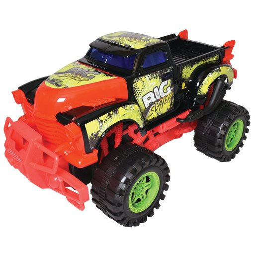 Camión Monster Truck Max 30 Cm (Dos Colores Disponibles)