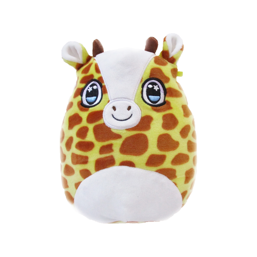 Peluche Squishmallows Jirafa Georgina 19 Cm