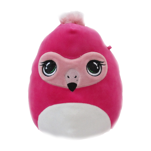 Peluche Squishmallows Flamenco Fancy 19 Cm