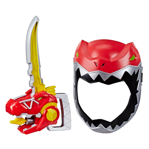 Playskool Heroes Power Rangers Máscara Y Sable Zord