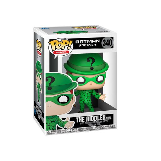 Funko Pop Heroes Dc Batman Forever The Riddler
