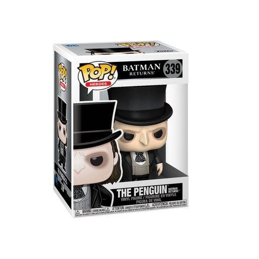 Funko Pop Heroes Dc Batman Returns Penguin