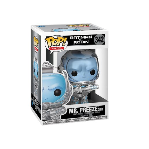 Funko Pop Heroes Dc Batman Mr. Freeze