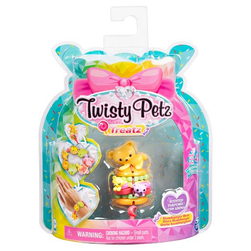 Twisty Petz Treatz Series 4 Pulseras Surtidas