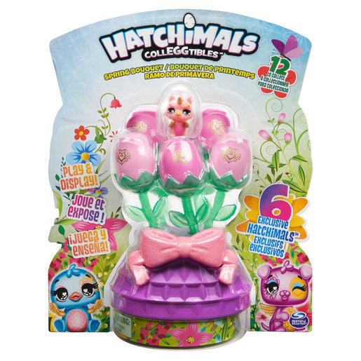 Hatchimals Colleggtibles Ramo De Flores