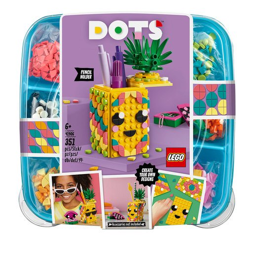 Lego Dots Pencil Holder