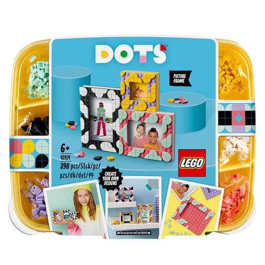 Lego Dots Picture Frames