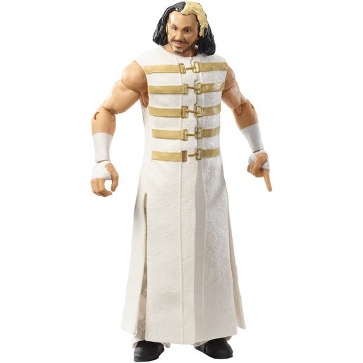 Wwe Wmania Elite Fig Ast