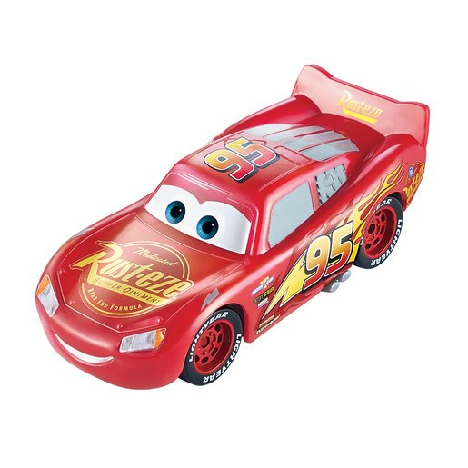Disney Pixar Cars Cambia De Color