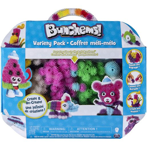 Bunchems Variety Pack #