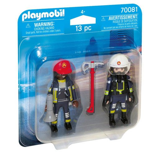 Playmobil Firefighters Duo