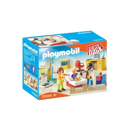 Playmobil Paediatrician