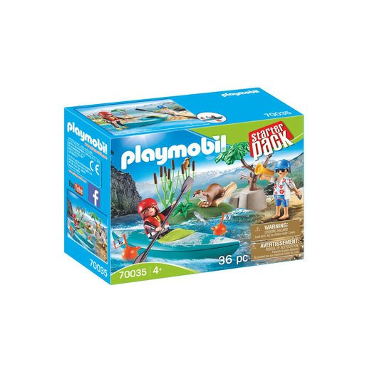 Playmobil Kayak Adventure