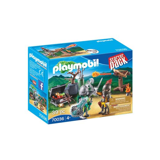 Playmobil Knights Treasure