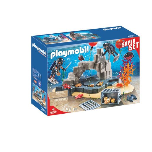Playmobil Tactical Dive Unit