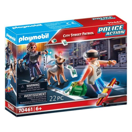 Playmobil Police Patrol Excl
