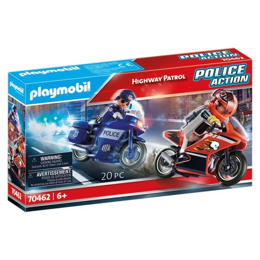 Playmobil Police Hw Pat Excl