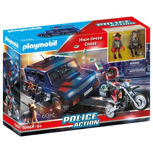 Playmobil Police Chase Excl