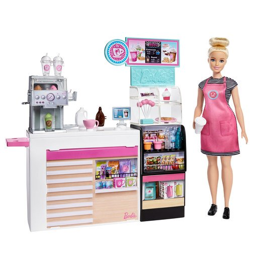 Barbie Coffee Shop A20