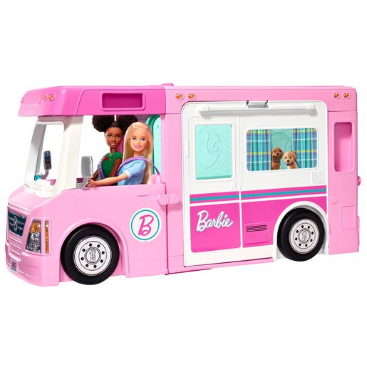 Barbie Caravana De Ensueño