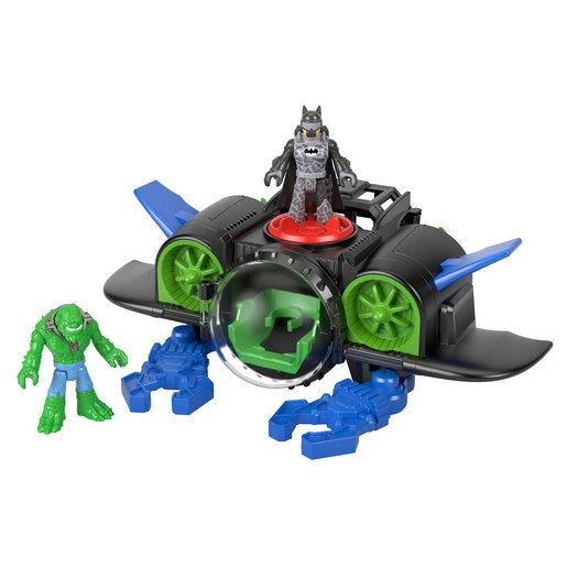 Imaginext Dc Super Friends Batsubmarino