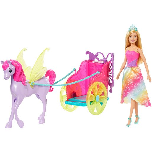 Barbie Dream Pegasus Set#