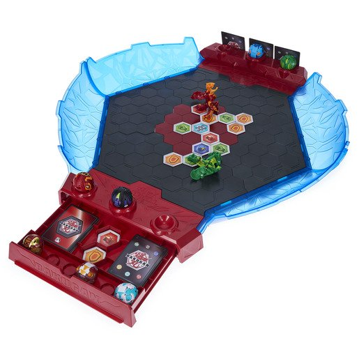 Bakugan Armoured Alliance Premium Battle League Coliseum Arena