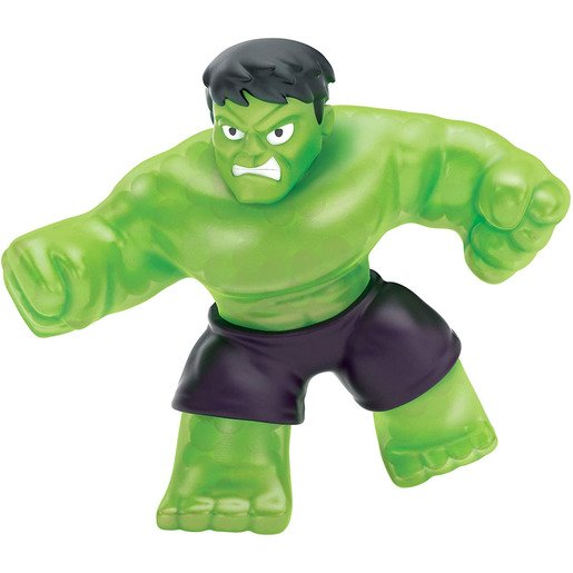 Heroes Of Goo Jit Zu Marvel Superheroes Hulk