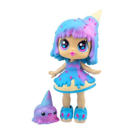 Bubble Trouble Muñeca Ice Cream