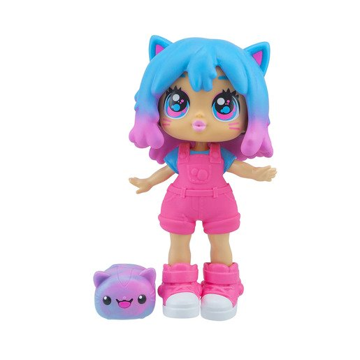 Bubble Trouble Muñeca Bubble Gum Kitty