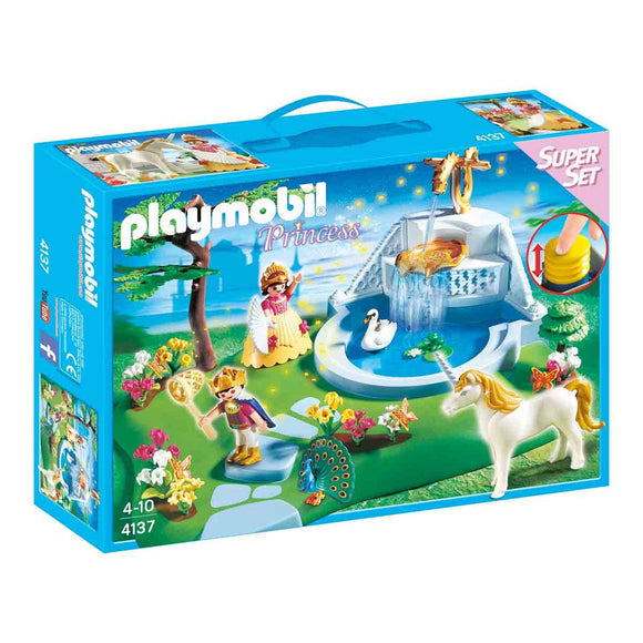 Playmobil Princess Super Set Cuento de Hadas - 4137