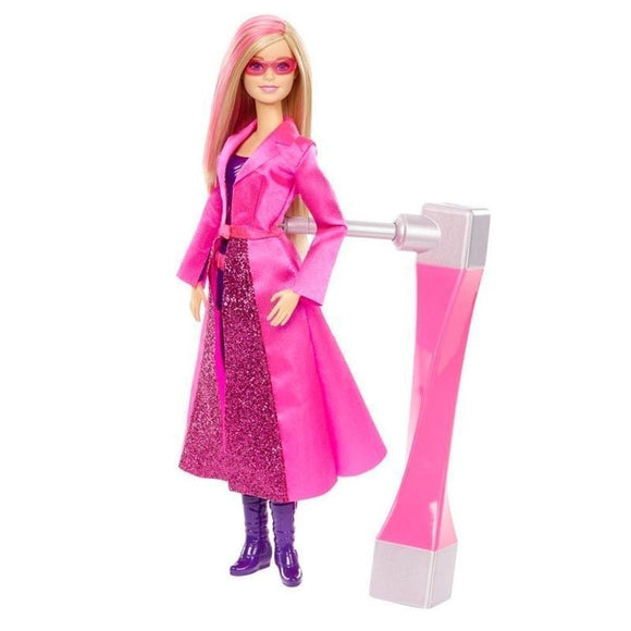 Barbie Super Espia Cv16