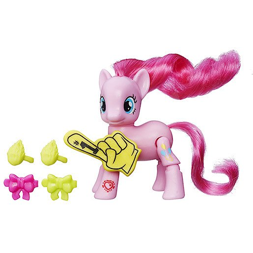 My Little Pony Explore Equestria Action Pack Surtidos
