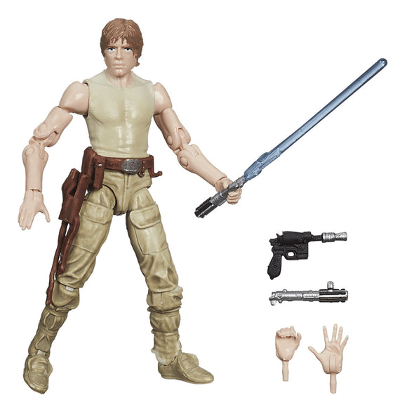 Star Wars Black Series Luke Dagobah